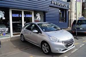Peugeot 208 Allure Occasion : occasion peugeot 208 allure 1 2 vti 82 ch 5 portes ~ Gottalentnigeria.com Avis de Voitures