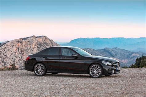 Mercedes e43 amg 2020 usate sono state valutate. 2020 Mercedes-AMG C43 Sedan Exterior Photos | CarBuzz