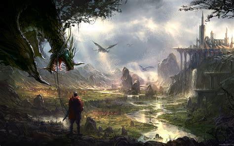 Hd Fantasy Wallpapers 1080p  Wallpaper Cave