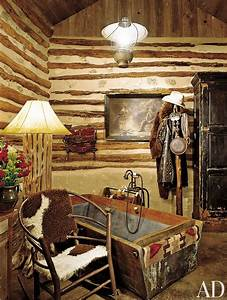 log cabin BetterDecoratingBible