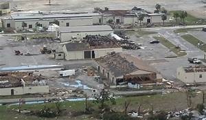 "Tyndall Air Force base suffered ""catastrophic damage ..."
