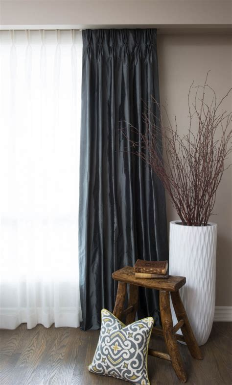 Buy Drapes by Silk Drapery Curtain Panels Ships To Canada And Usa