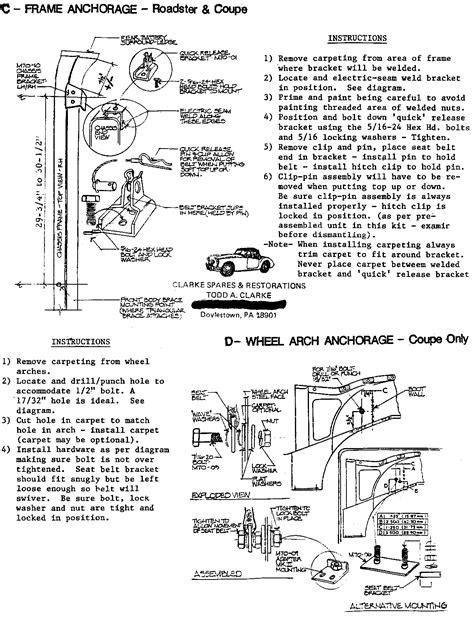 Diagram Wiring Td 94u by Diagram Mg Td Wiring Diagram Version Hd Quality