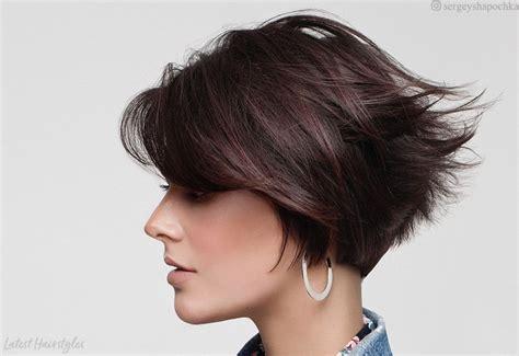 Top 17 Wedge Haircut Ideas For Short & Thin Hair In 2019