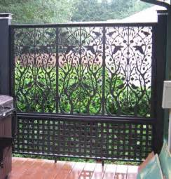 17 best ideas about lattice fence panels on