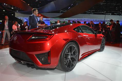 2016 acura nsx gallery 610696 top speed