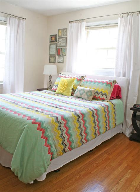 How To Build An Upholstered Headboard by Make Your Own Upholstered Headboard Rhapsody In Rooms