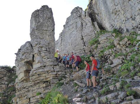 hoher ifen   september  alpenverein