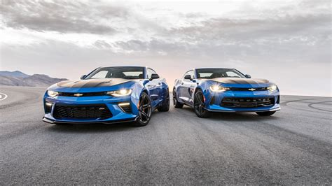 Chevrolet Camaro Ss 2016 Wallpapers