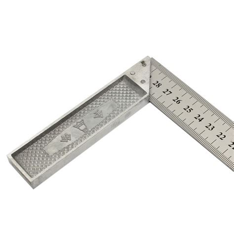 Inch Metal Engineers Try Square Set Measurement