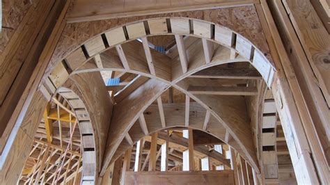 Groin Vault Ceiling Pictures Construction by Joie De Vivre Jeff Seal Homes Of Distinction