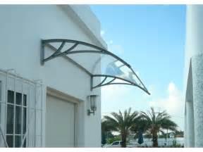 canapé 140 cm auvent de porte et extensions en aluminium copalina