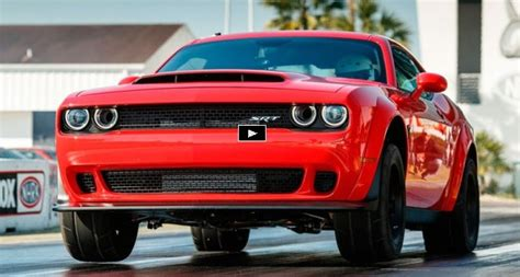 how to learn all about cars 2007 dodge grand caravan engine control learn how the vicious 840hp dodge demon was born hot cars