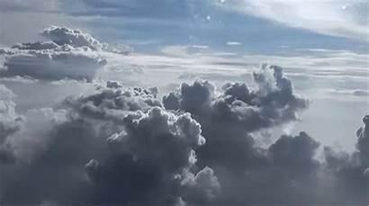 Clouds Cloud Gifs Badal Heaven Meadow Sky