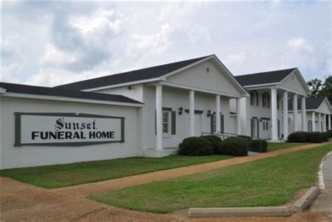 Sunset Brown-service Funeral Home Northport, Al