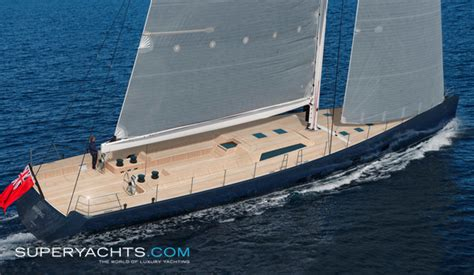 Zeiljacht Les by Barong D Wally Sail Yacht Superyachts