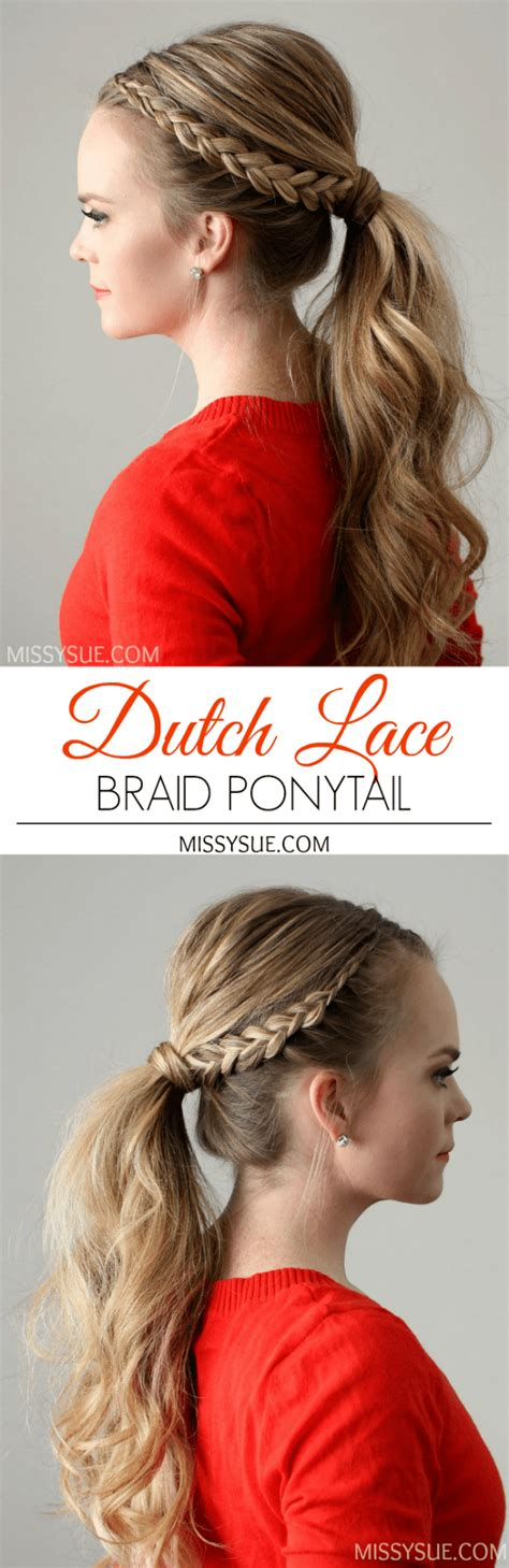 quick  easy ways  style  hair