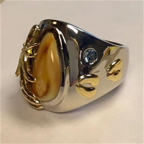 Elk Ivory   Missoula, MT: Rogers & Co. Jewelry