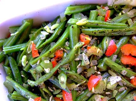 kitchen cut green beans style green beans recipe genius kitchen 4370