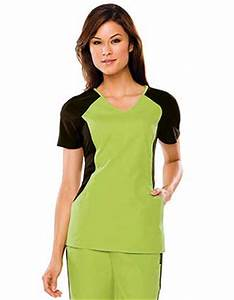 How to Tone Down Bright Colored Uniform Scrubs