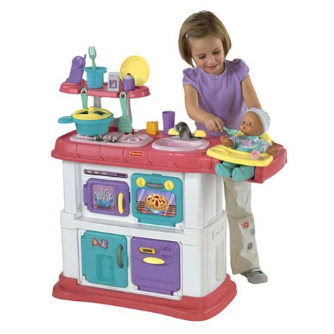 fisher price country kitchen fisher price plastic play kitchen www imgkid the 7210
