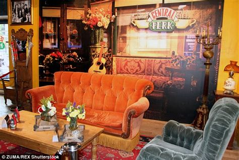 Central Perk From The Tv Show Friends Is Set To Pop Up In