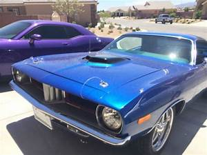 Sell Used 73 Cuda In Las Vegas  Nevada  United States