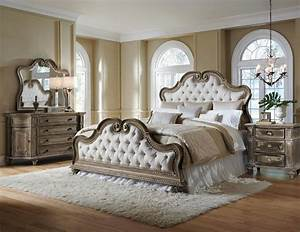 Pulaski furniture arabella upholstered bedroom set for Pulaski bedroom sets