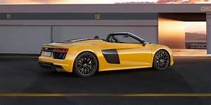 2017 Audi R8 Spyder Review | CarAdvice