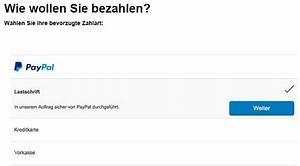 Vodafone Rechnung Mit Paypal Bezahlen : bequem zahlen per lastschrift mit paypal ~ Themetempest.com Abrechnung