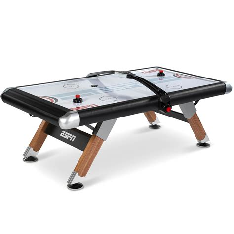 ESPN 8' Belham Collection Air Hockey Table, Overhead ...