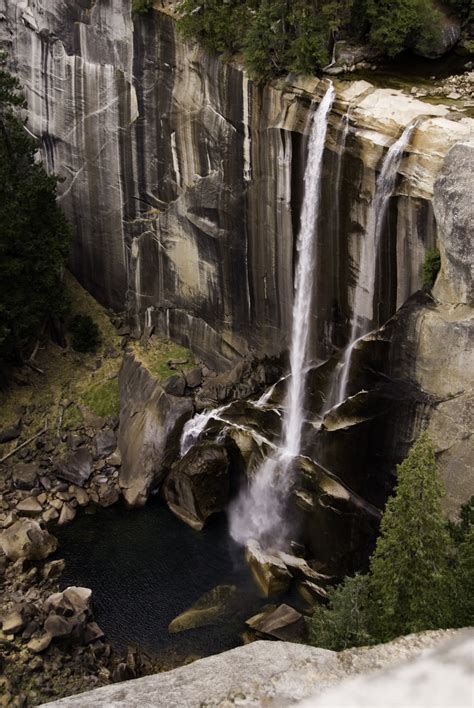 World News Picture Vernal Falls Yosemite California