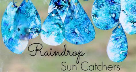raindrop suncatchers pre k pages 206 | raindrop suncatchers