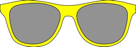 Yellow Sunglass Clip Art At Clker.com