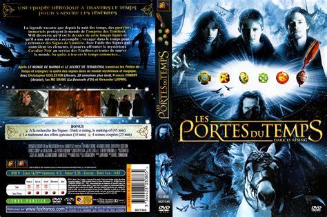 jaquette dvd de les portes du temps v2 cin 233 ma