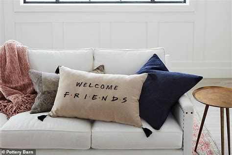 Pottery Barn Salary by Pottery Barn Is Launching A Friends Collection With That