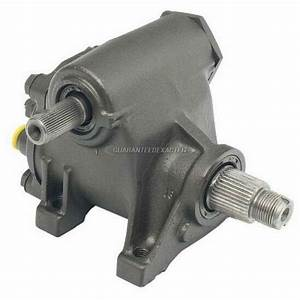 Remanufactured Manual Steering Gear Box For Vw Super
