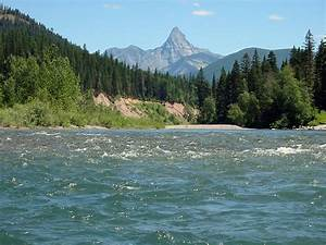 Small Calendars Middle Fork Flathead River