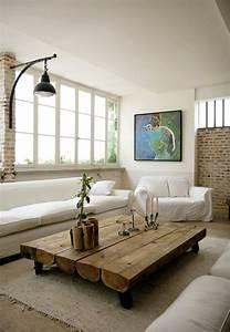 La Maison Möbel : loft luxueux la place d une ancienne imprimerie ~ Watch28wear.com Haus und Dekorationen