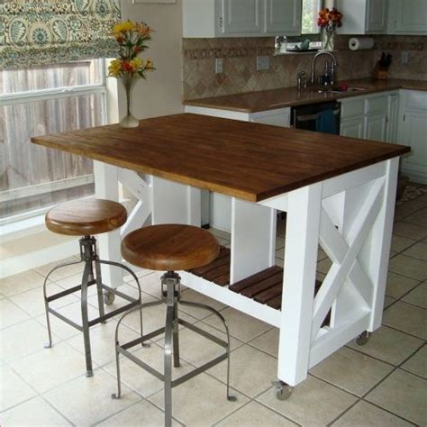diy kitchen islands with seating diy kitchen island with seating and storage archives gl 8766
