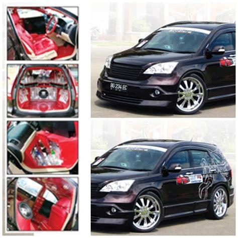Modifikasi Mobil Honda Cipik Keluaran Pertama by Modifikasi New Crv 2007