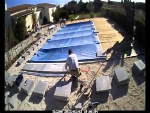 Amenagement Autour Piscine Photos : am nagement autour d 39 une piscine youtube ~ Mglfilm.com Idées de Décoration