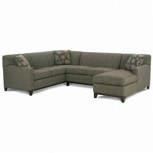 Rowe martin 3 piece sectional sofa becker furniture for Martin 3 piece sectional sofa by rowe