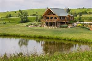 prairie style ranch homes midwest paradiso iowa log home story expedition log
