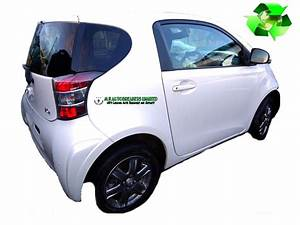Toyota Iq Model From 2008