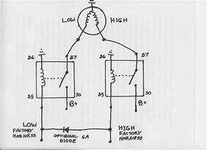 Relays For Headlight Switch  - Dodge Diesel