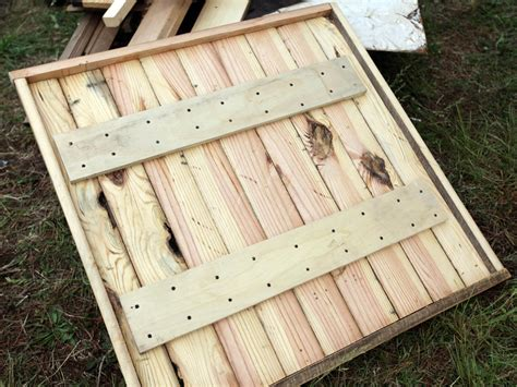 how to build a rustic checkerboard table how tos diy
