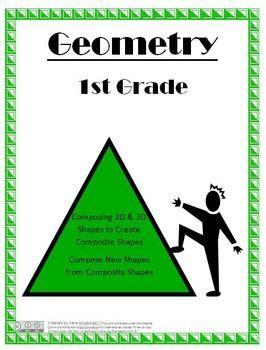 composing shapes lesson plans st grade  images