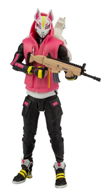 fortnite black drift premium action figure