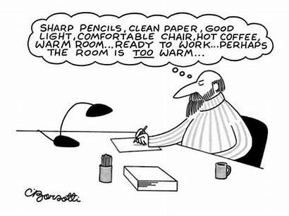 Writing Cartoon Yorker Writer Barsotti Charles Write